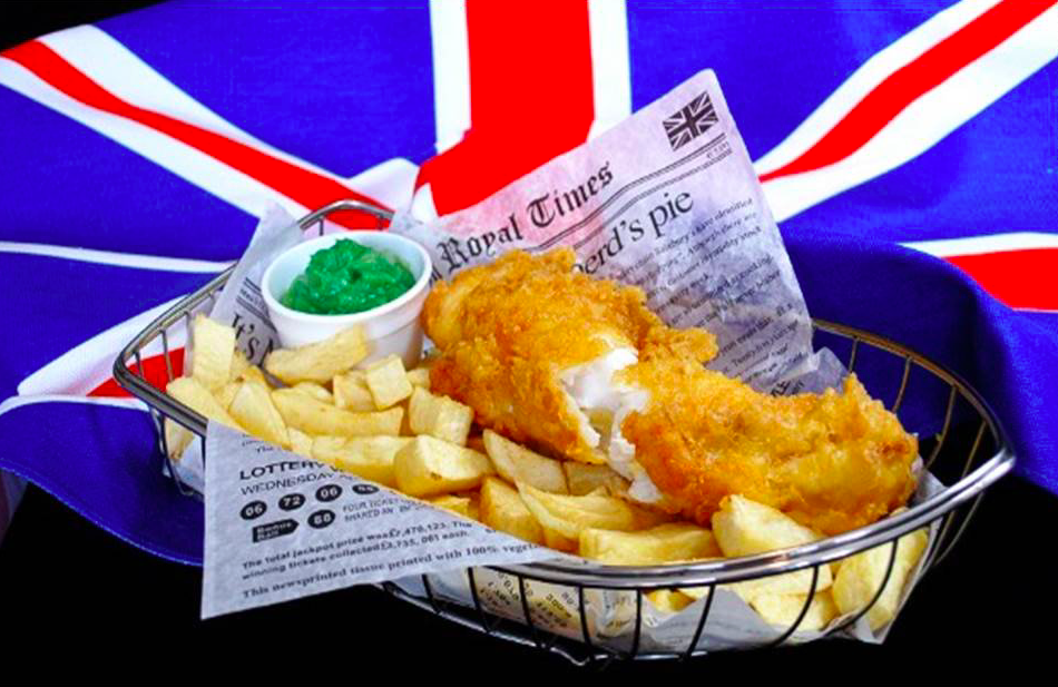 Famoso Fish &chip London