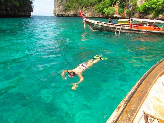 Pi Leh Bay Phi Phi