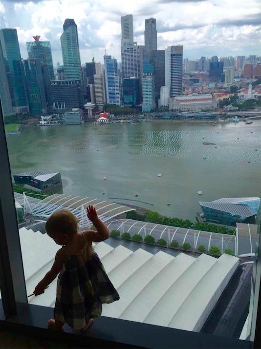 Marina Bay Sands Singapura