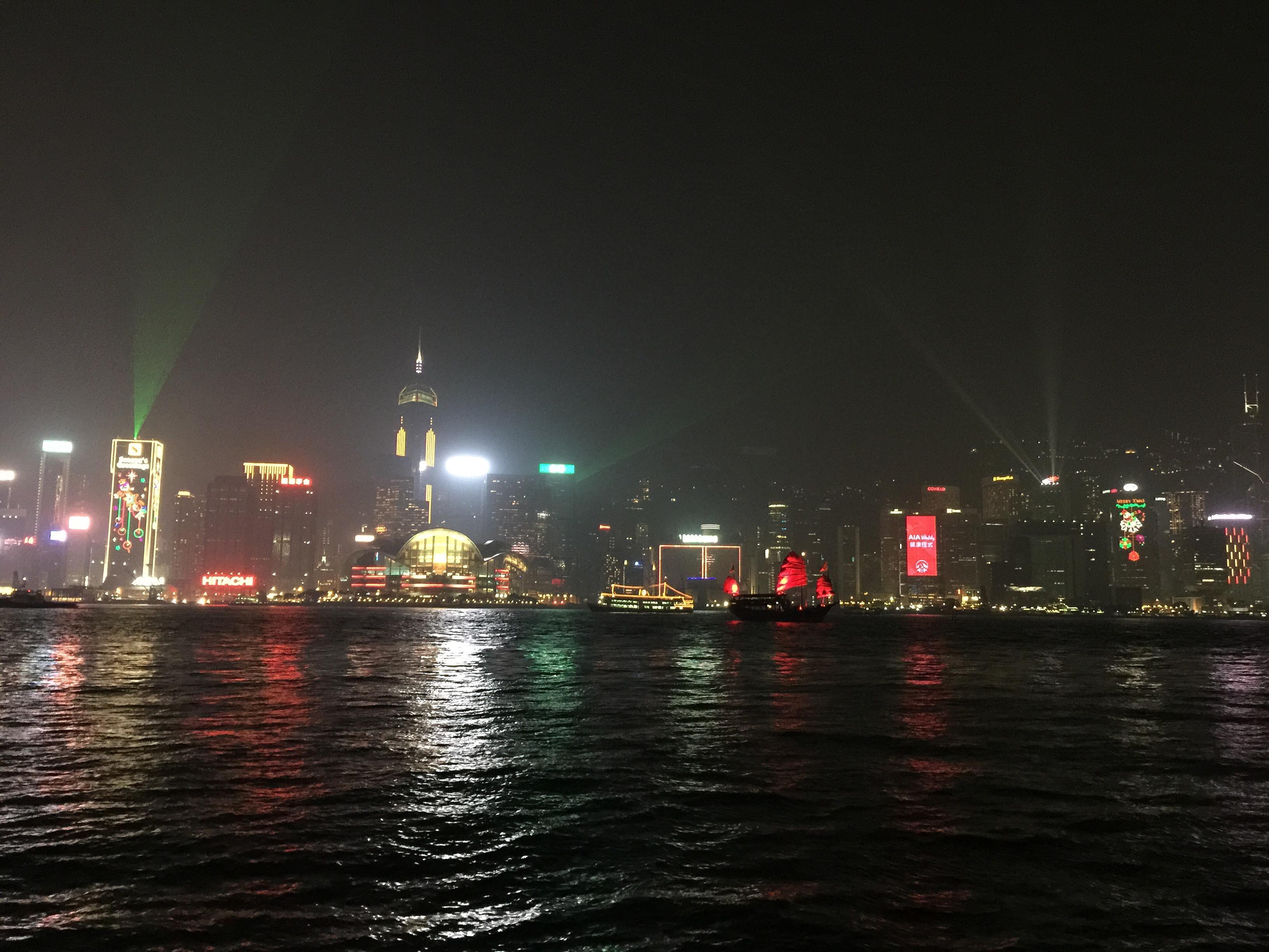 HK CHINA