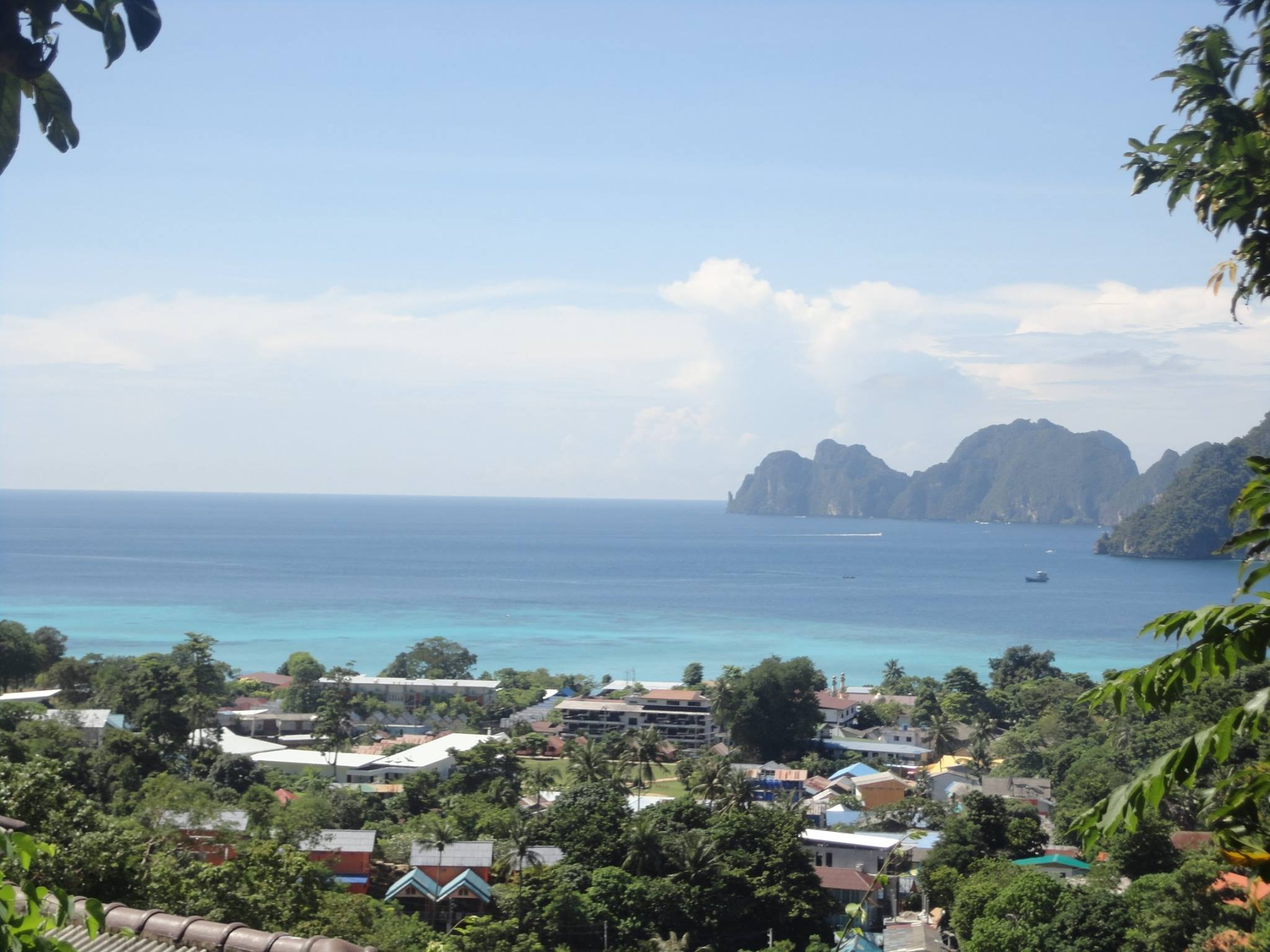 View point Vista Phi Phi