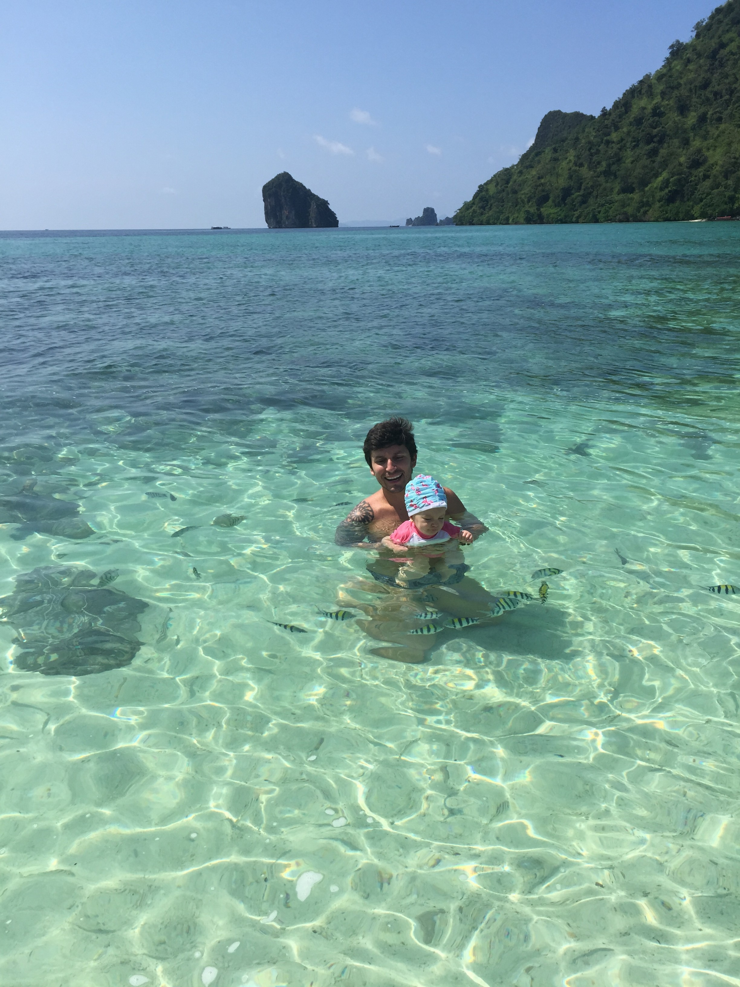 Tup island krabi
