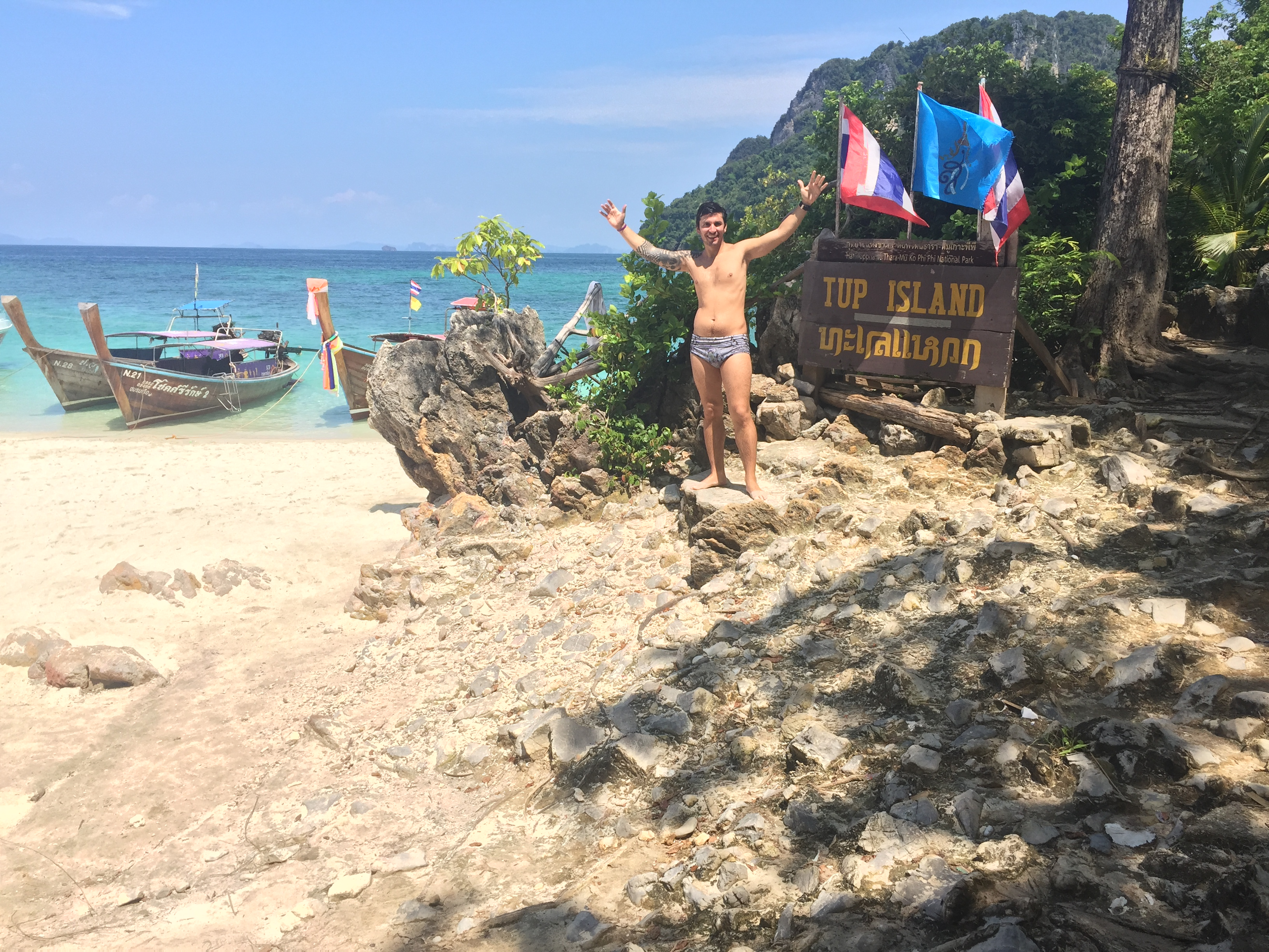 Top island Krabi