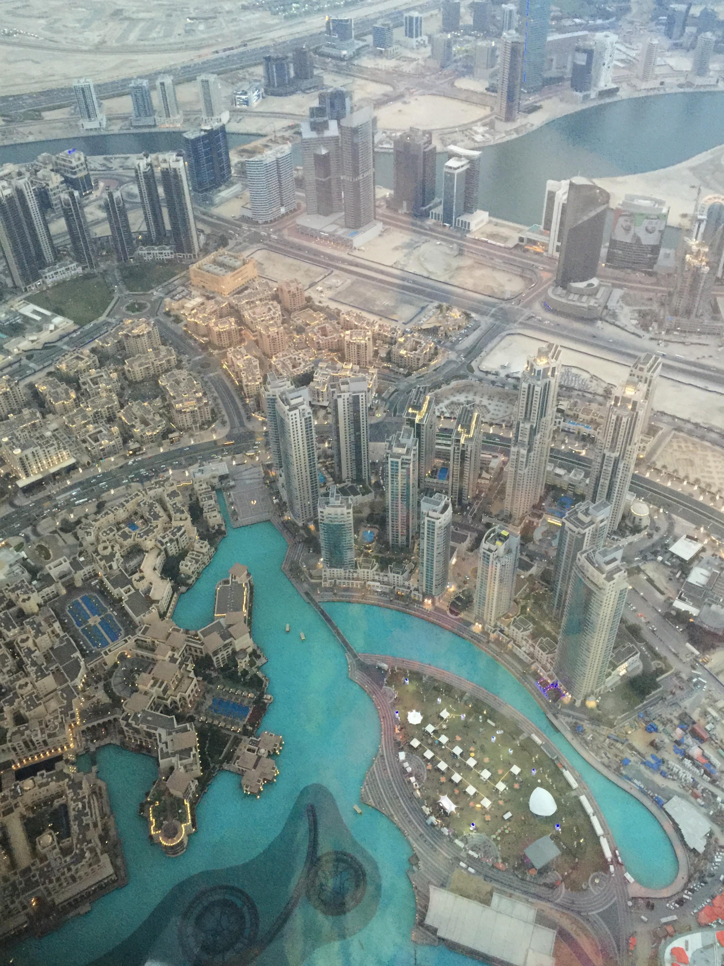 Vista Burj Khalifa Dubai