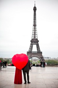 Paris la romantique