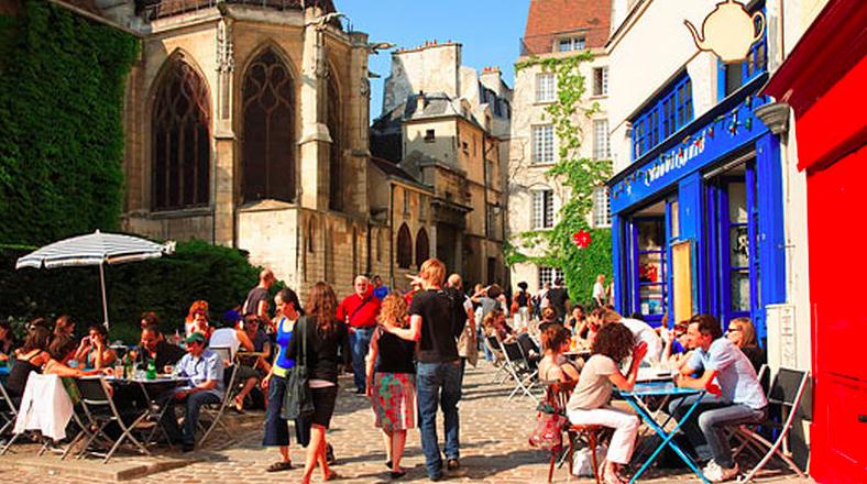 Le Marais Paris