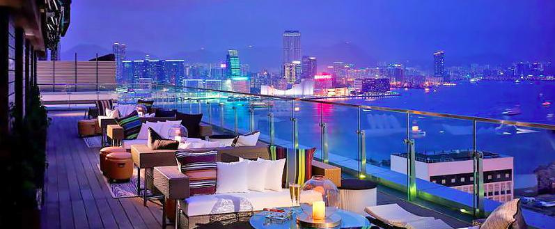Rooftop Hong Kong