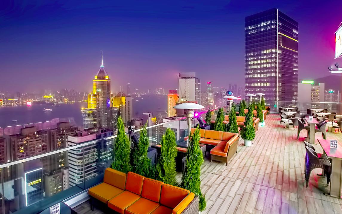 Rooftop HK