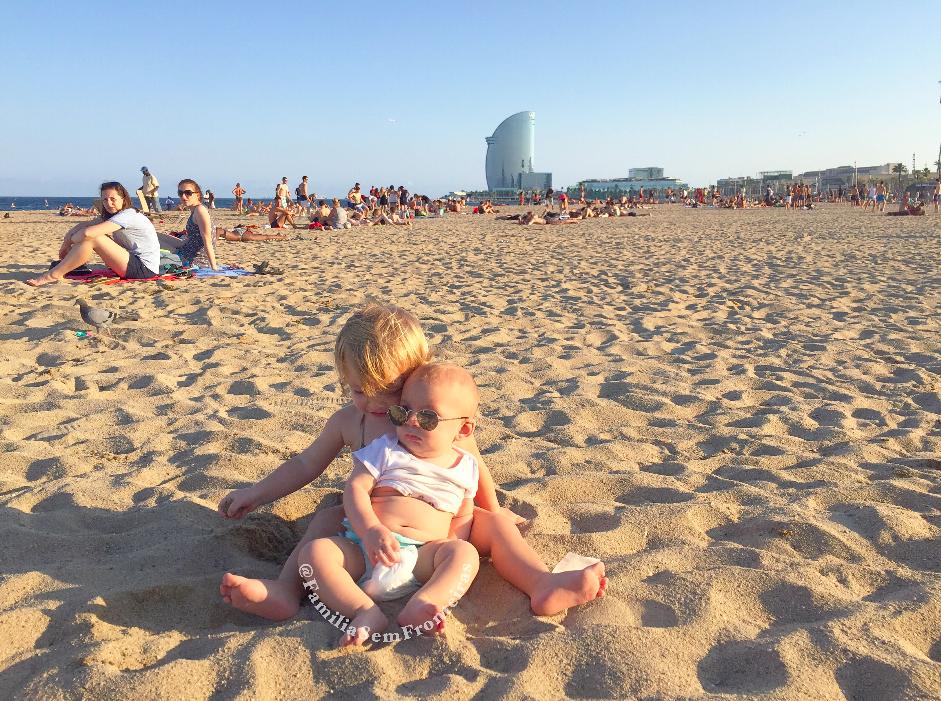 praia de barceloneta Barcelona