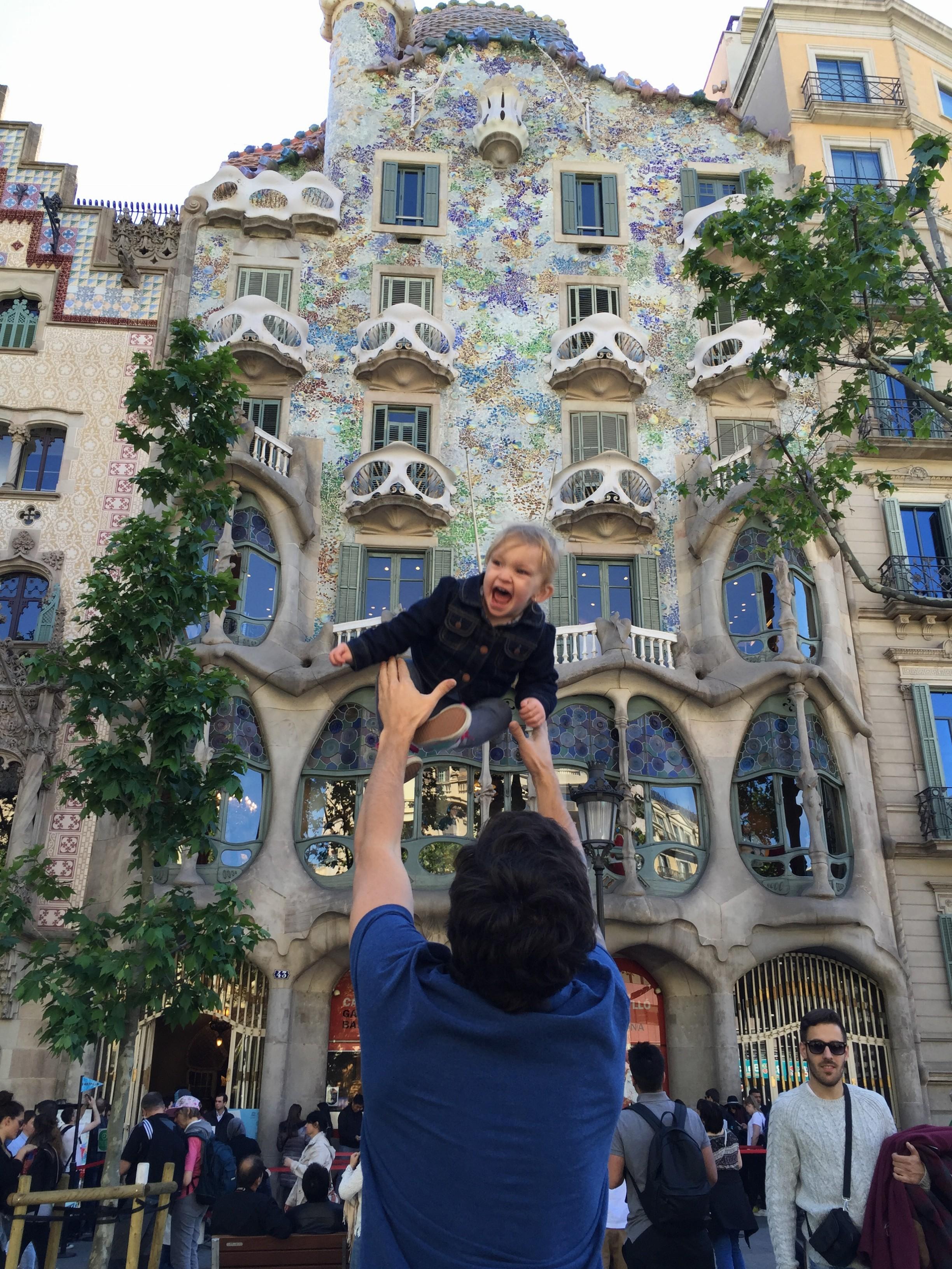casa batlo Barcelona Ella + Bruno