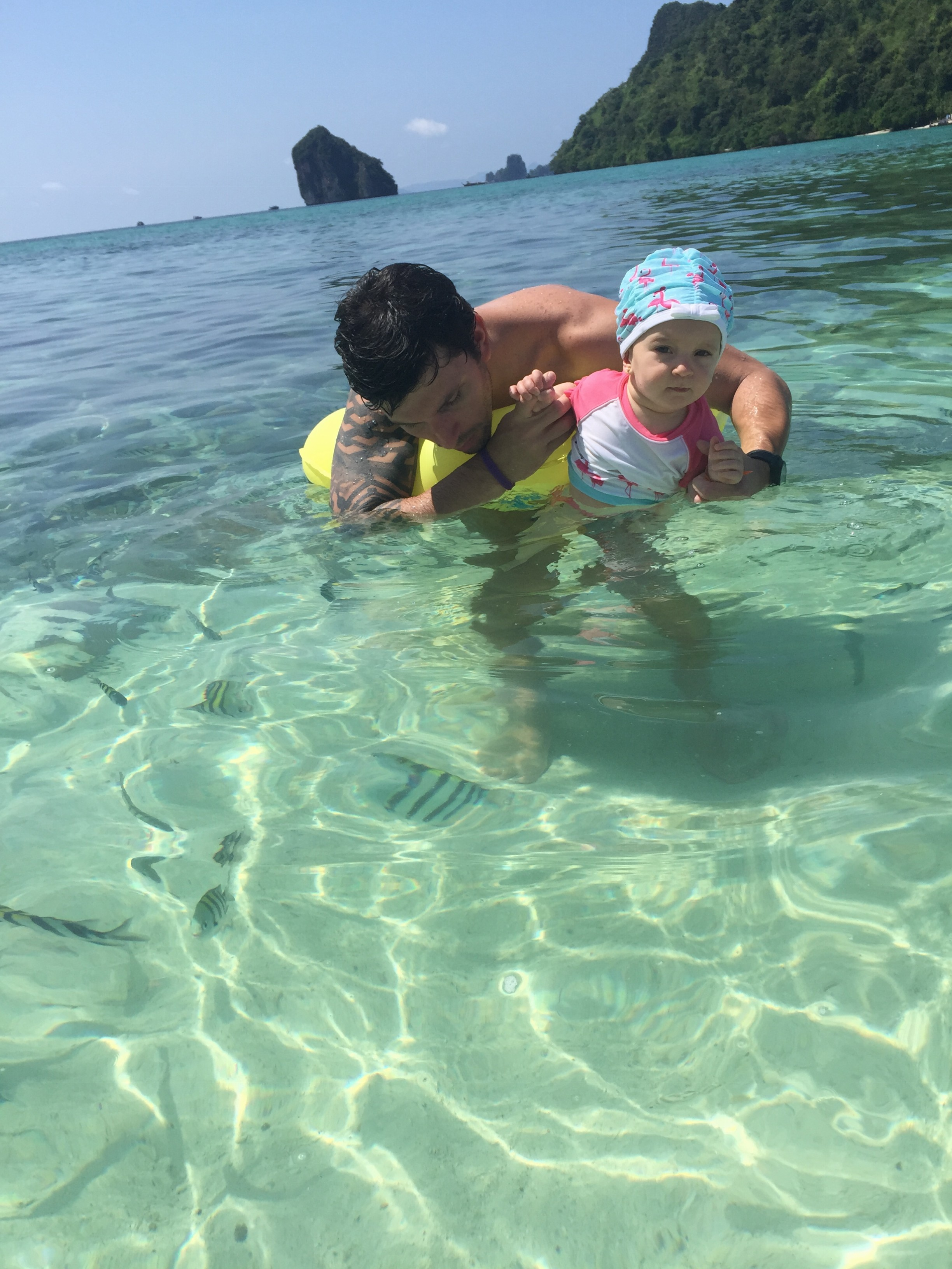 Top island Krabi Thailand