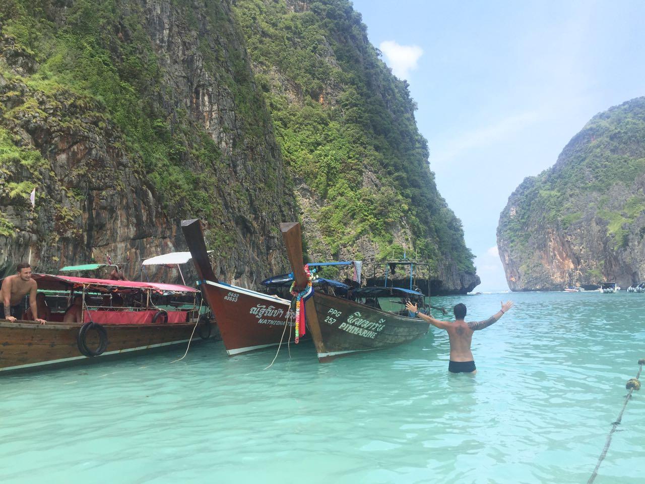 Maya Bay - Phi Phi