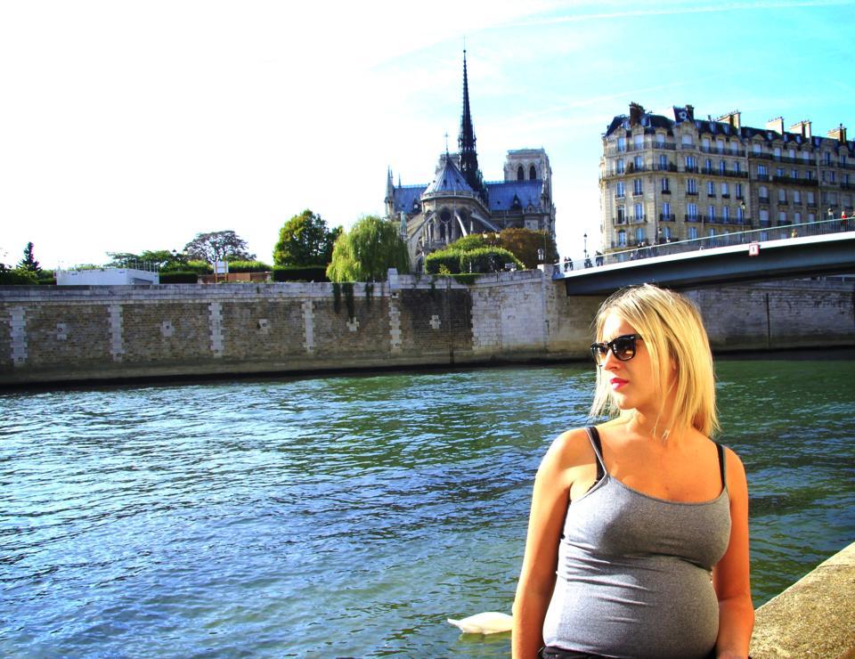 Notre-Dame Quartier Latin Paris