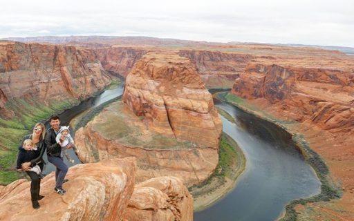 Como visitar e chegar em Horseshoe Bend, Arizona | Guia completo