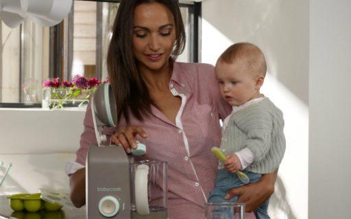 Como cozinhar para os bebês durante as viagens?