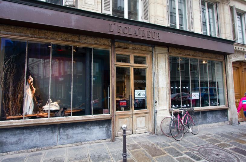 L'éclaireur - Paris