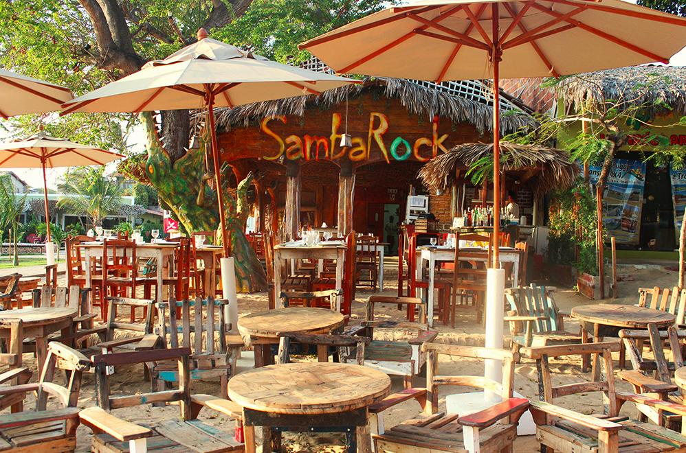 samba Rock Jericoacoara