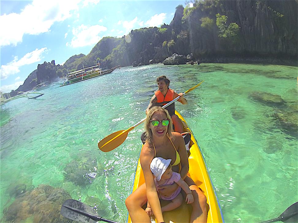 big lagoon El Nido Filipinas