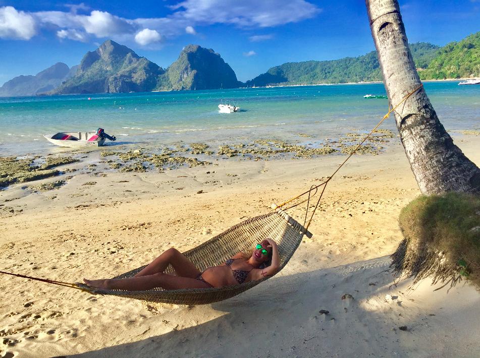 el nido praia filipinas