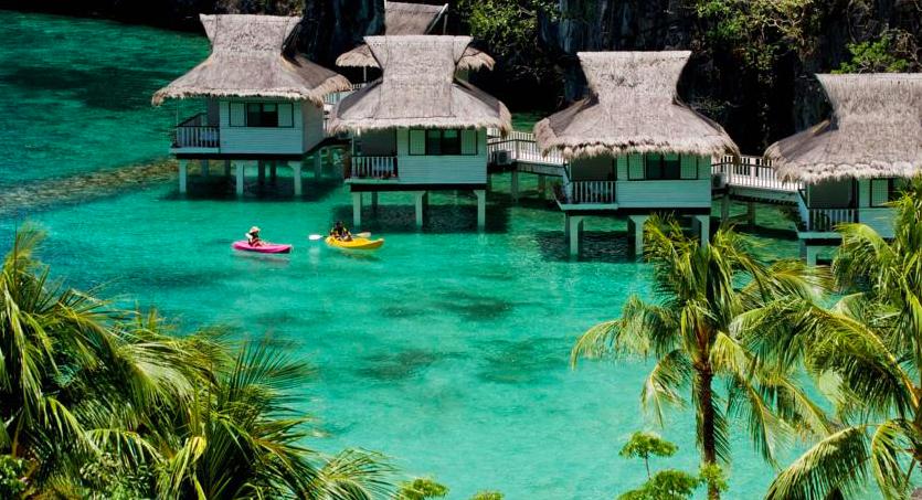 Manioc Resort El nido Philippines - Filipinas