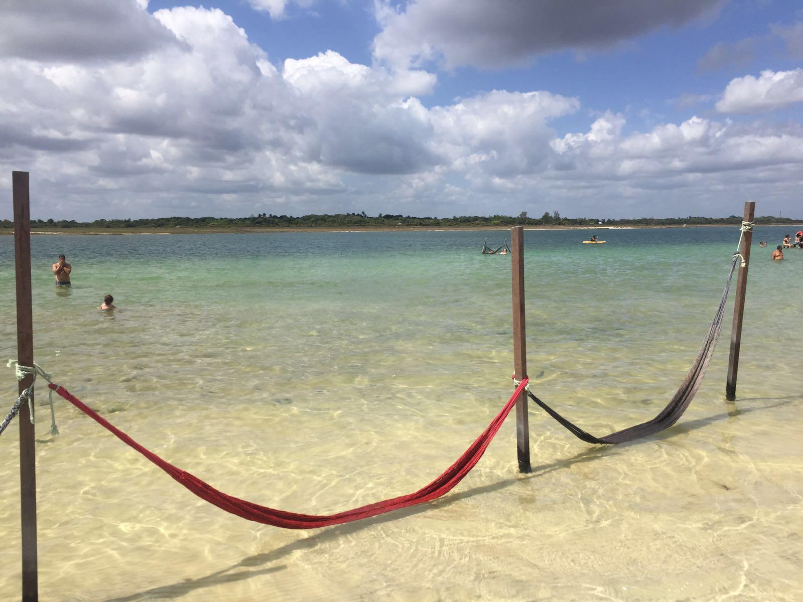 Lagoa PAraiso Jeri