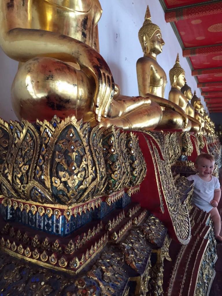 Wat Pho e Ella