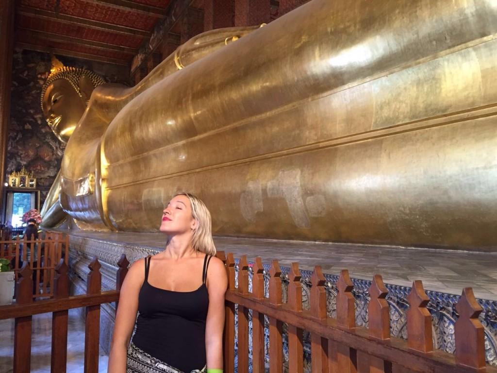 Wat Pho Templo - Bangkok - Thailand