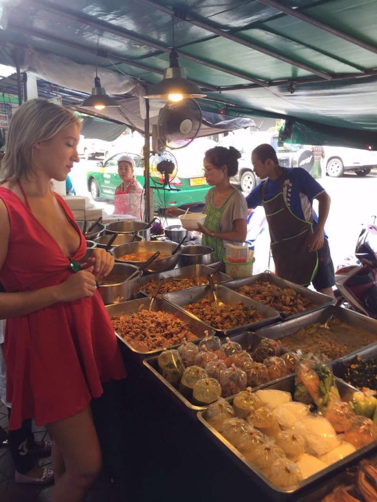Bangkok - Comida de Rua