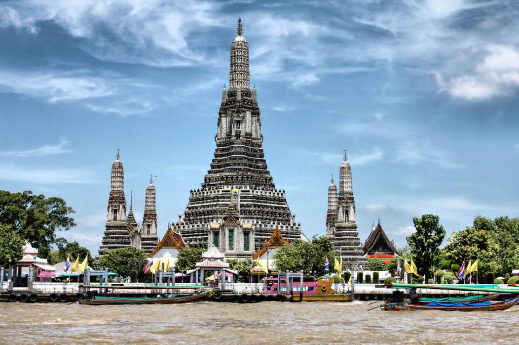 wat arun templo