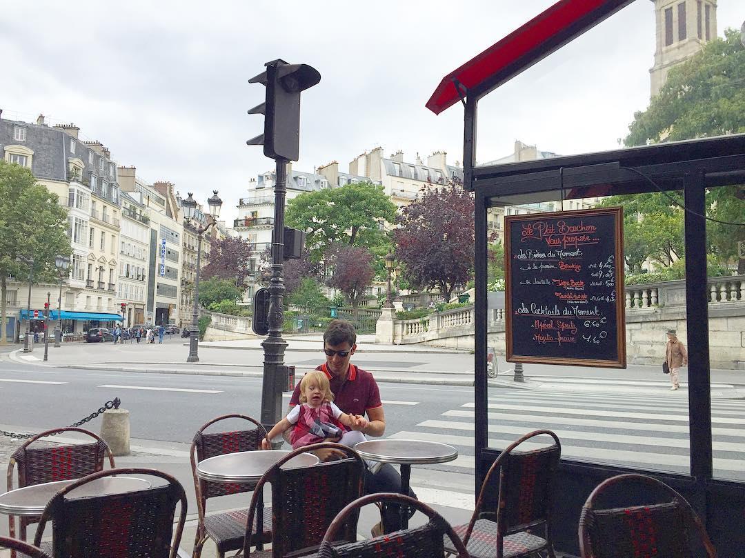 Brasserie Parisiense - onde almoçar em PAris