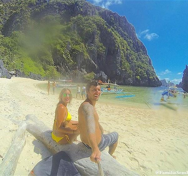 [#ElNido - #Philippines] A temporada seca e então a melhor época para ir nas Filipinas vai começar daqui alguns dias. Não é a vontade que falta para voltar.  Já pensou em ir ? É um paraíso em Terra.