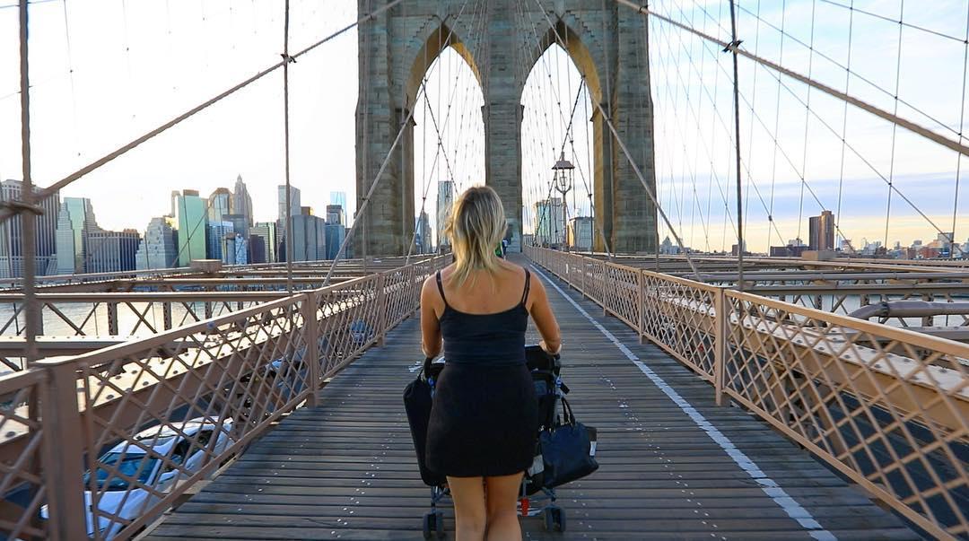 Brooklyn Bridge - Melhor bairro para dormir em NY