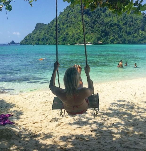 TupIsland  Thailand A Tailndia suas praias de gua azulhellip