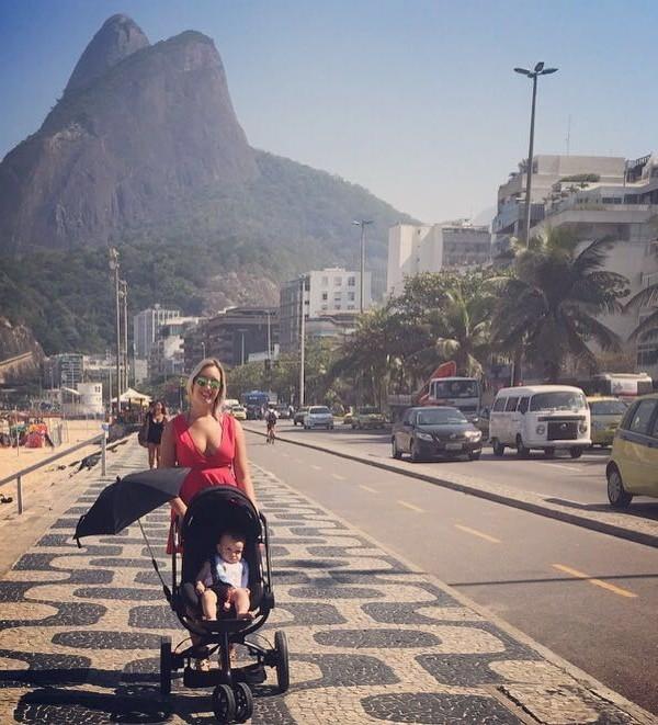 Rio Ipanema Leblon Brasil