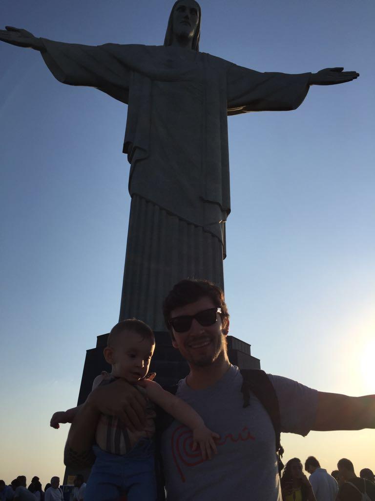 Christ Rédempteur Rio - Brazil