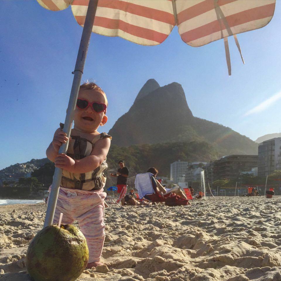 Ipanema Leblon Rio de Janeiro Brasil