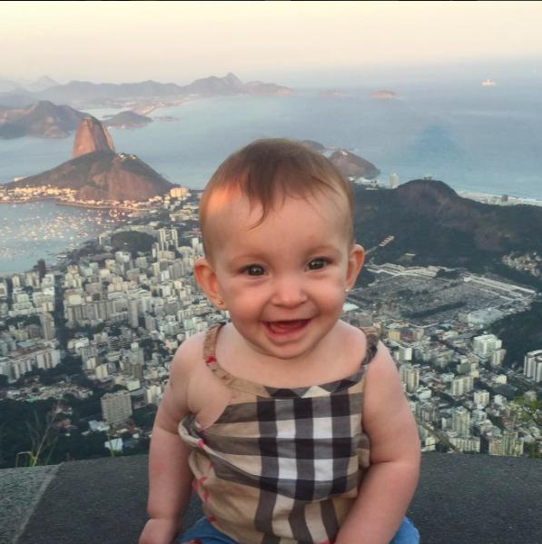 Cristo Redentor Corcovado Rio de Janeiro Brasil