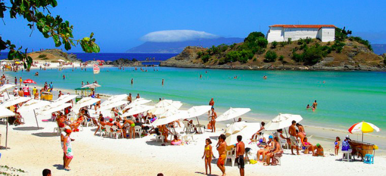 Praia do Forte Cabo Frio Rio