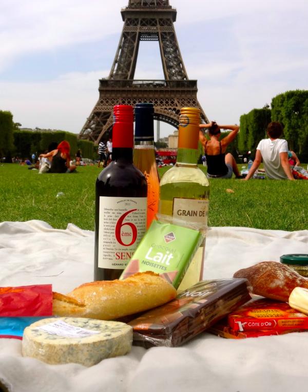 Queijo França Paris