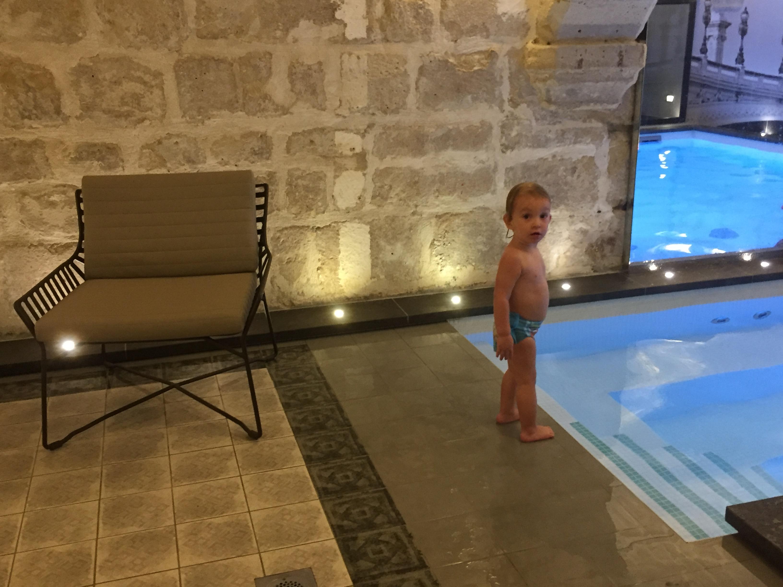 La Lanterne Hotel Paris Piscine