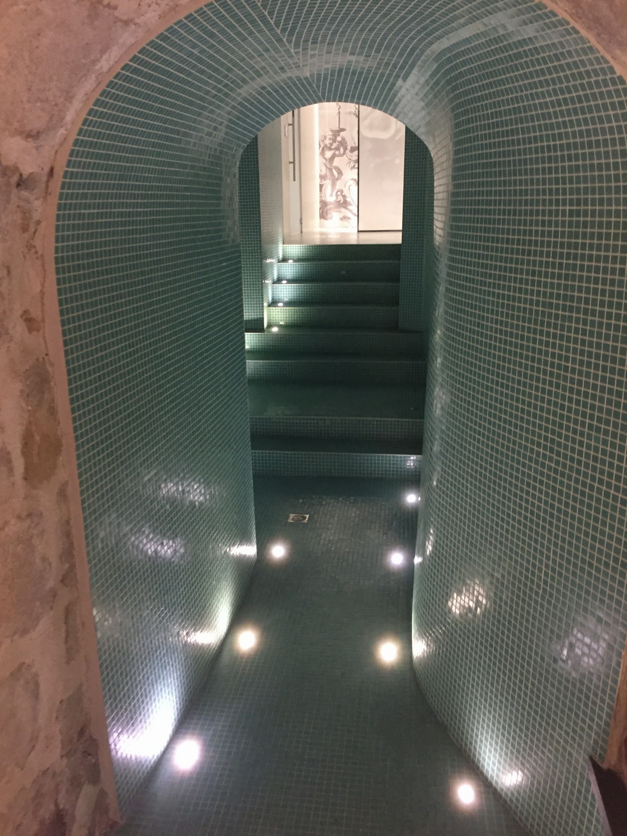La Lanterne Hotel Paris sauna