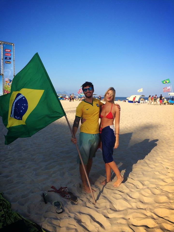Rio Janeiro Brasil - Futebol