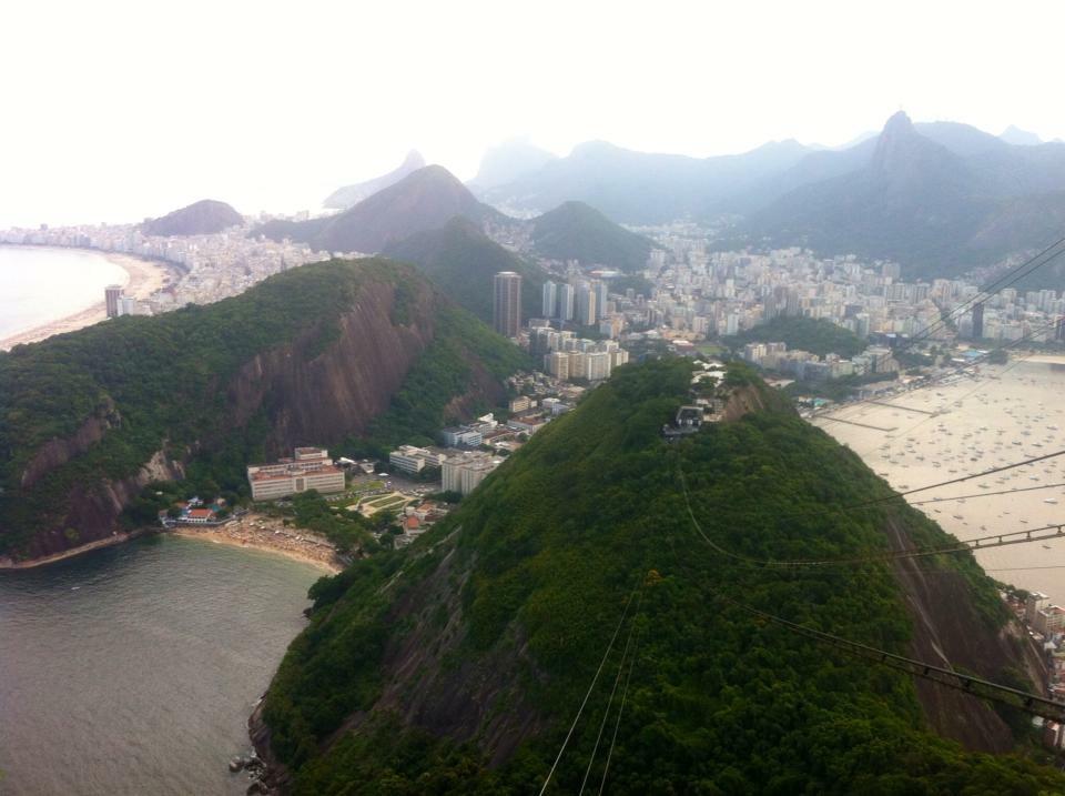 Pao de açúcar Rio