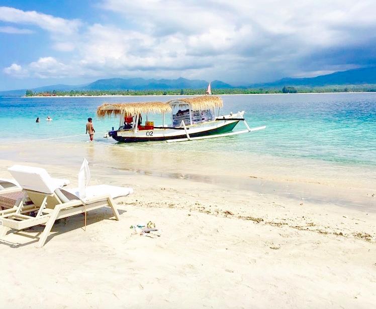 Gili Lombok I Bali Beach
