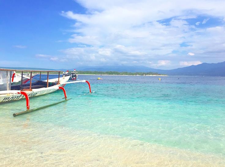 Gili Bali Lombok