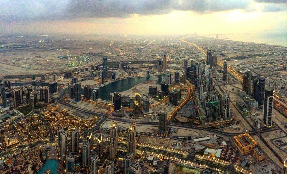 Burj Khalifa Dubai EAU