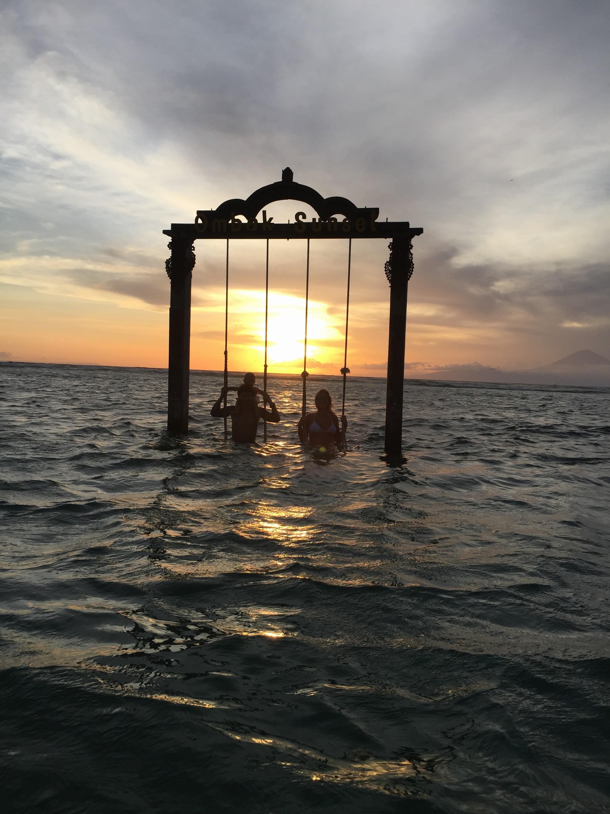 Gili Bali Lombok Indonesia