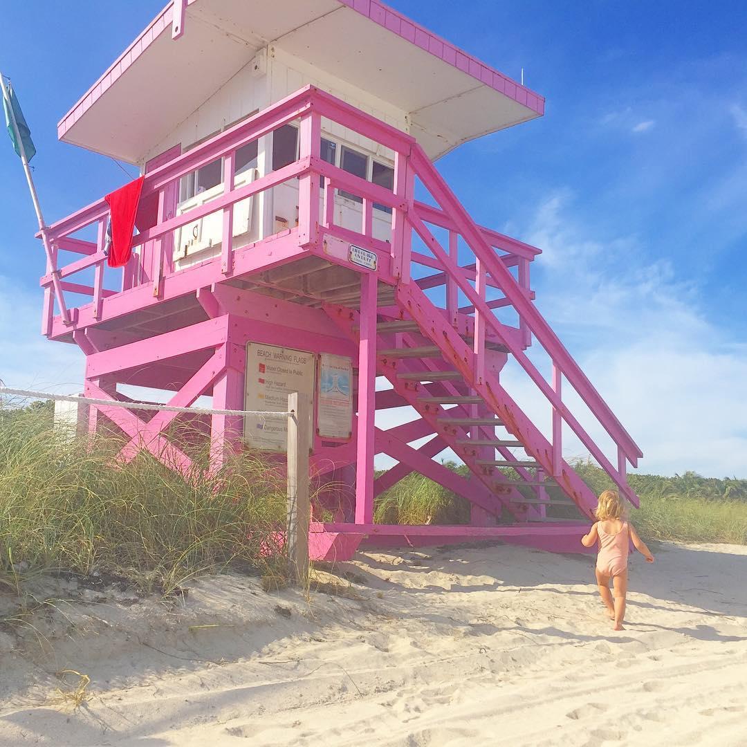 Praia South Beach Miami