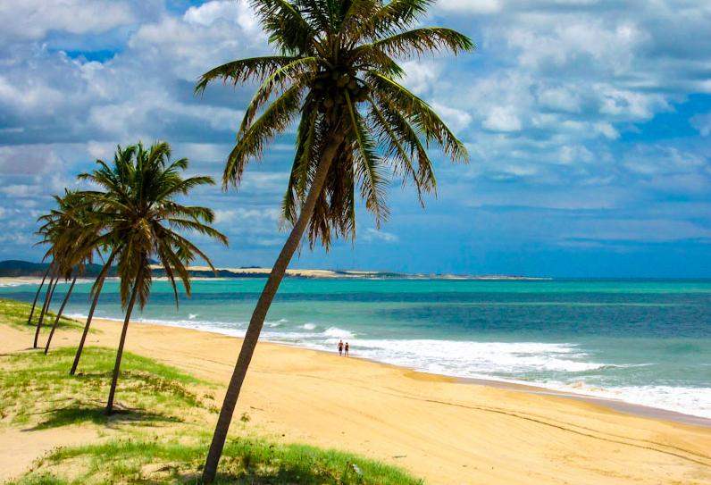 Praia Cumbuco Ceara