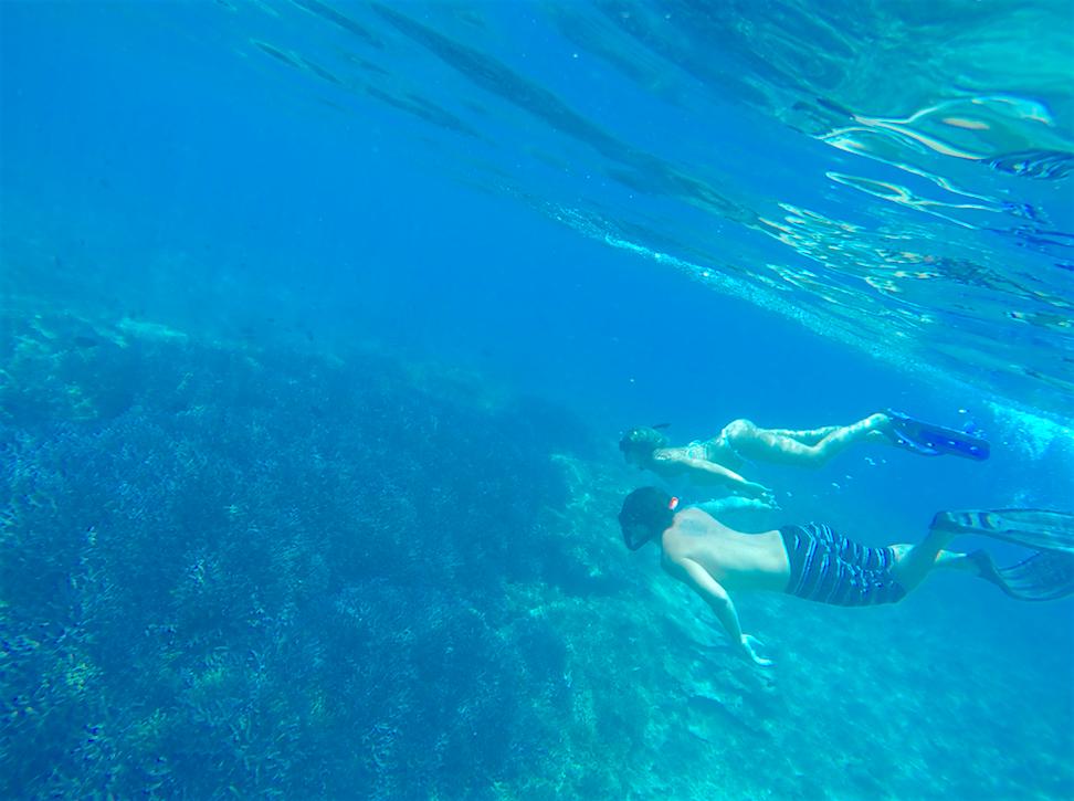 Gili Bali Lombok mergulho